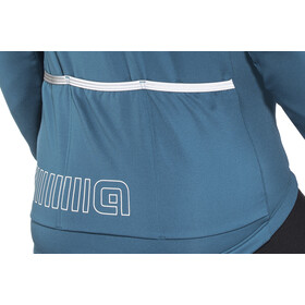 Alé Cycling Solid Color Block Longsleeve Jersey Heren, lagoon
